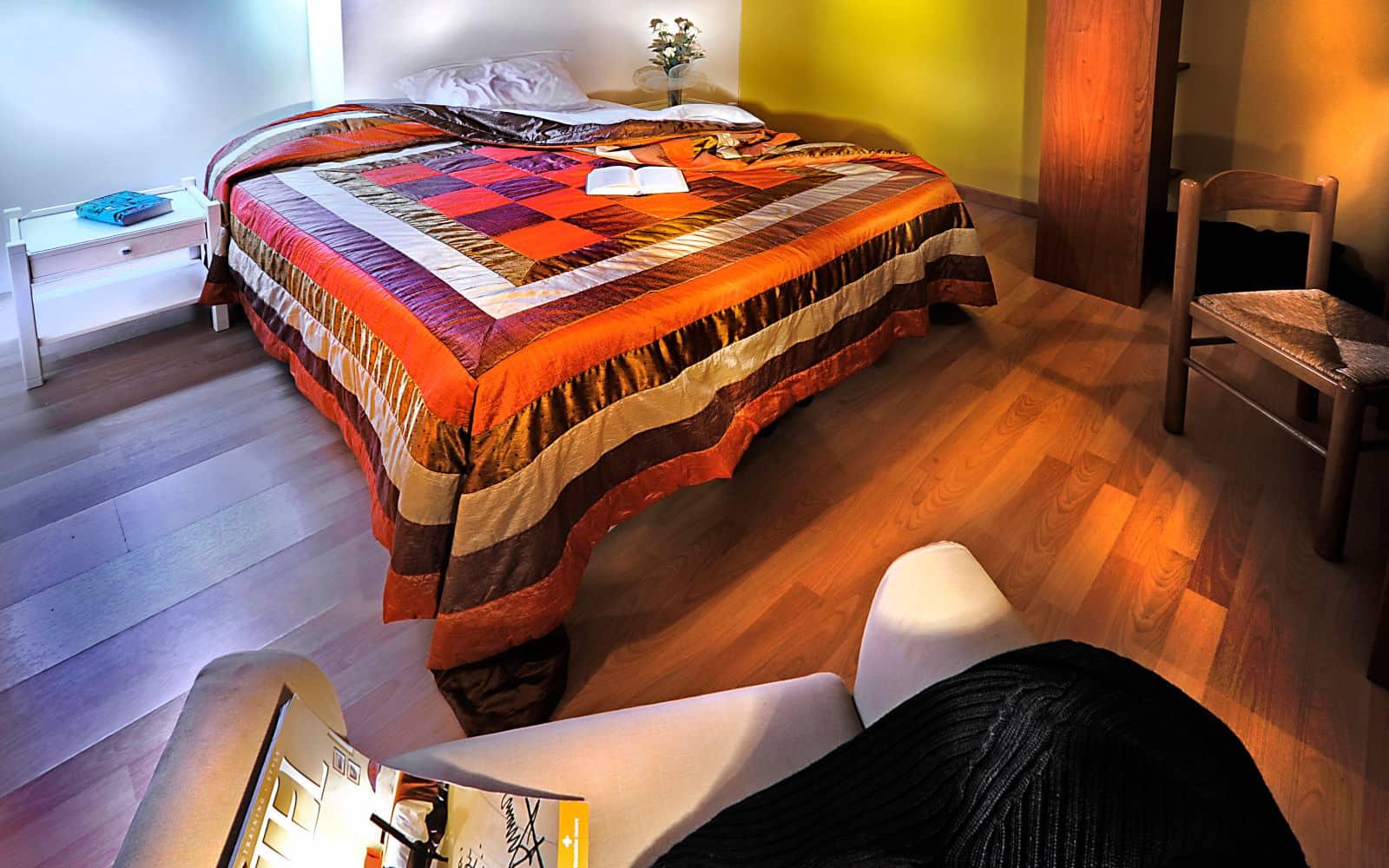 Hotel a Lignano con camera doppia mansardata