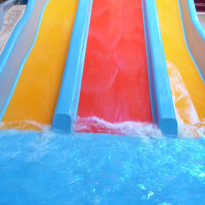 Parco giochi acquatico a Lignano
